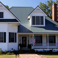McElroy Metal - Standing Seam Roof System