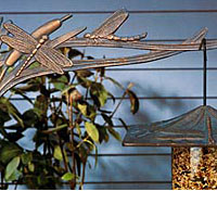 Whitehall Products - Garden Accents
